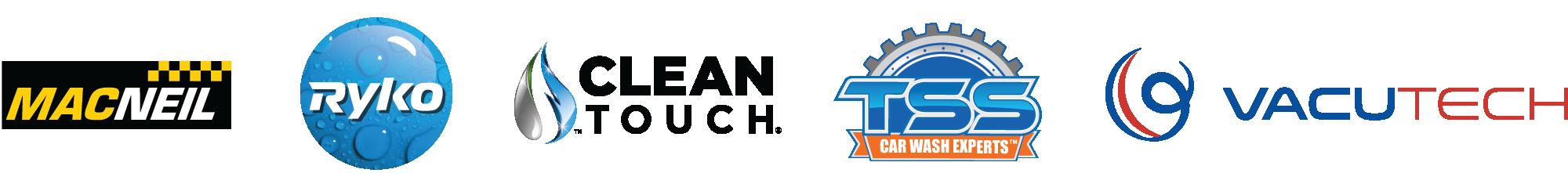 NCS Brand logos